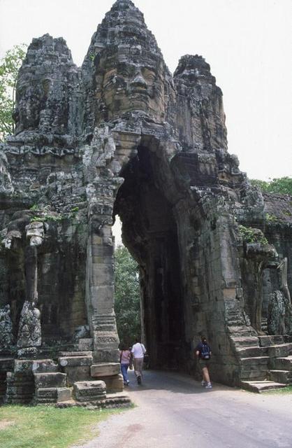Puerta norte Angkor
