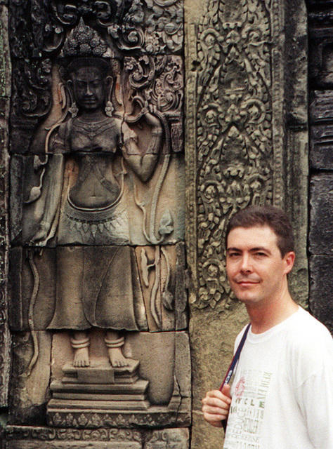 Bajorrelieves Angkor Wat