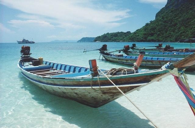 Parque Nacional Marítimo de Ang Thong