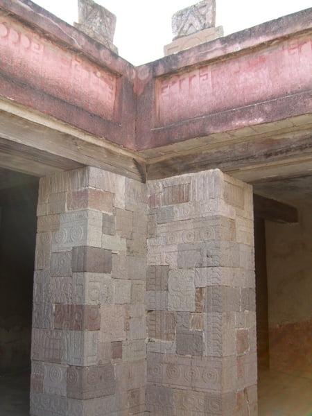Grabados y pinturas Teotihuacan
