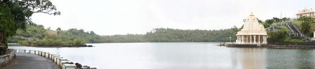 Panorámica Grand Bassin