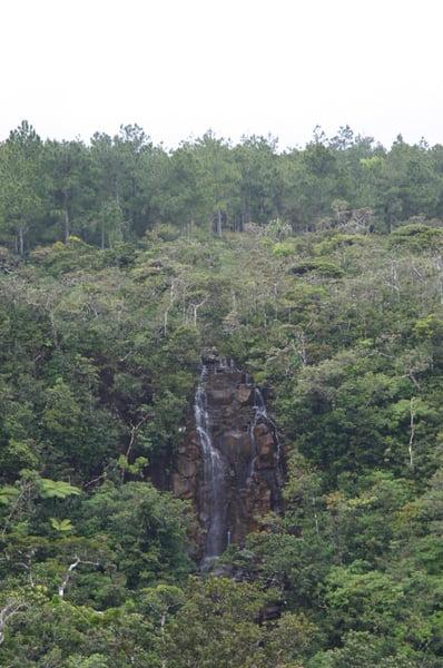 Cascada Mauricio