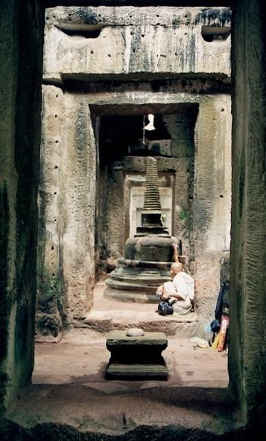 Ofrendas Angkor