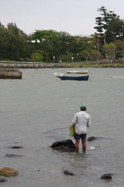 Pesca en Mauricio
