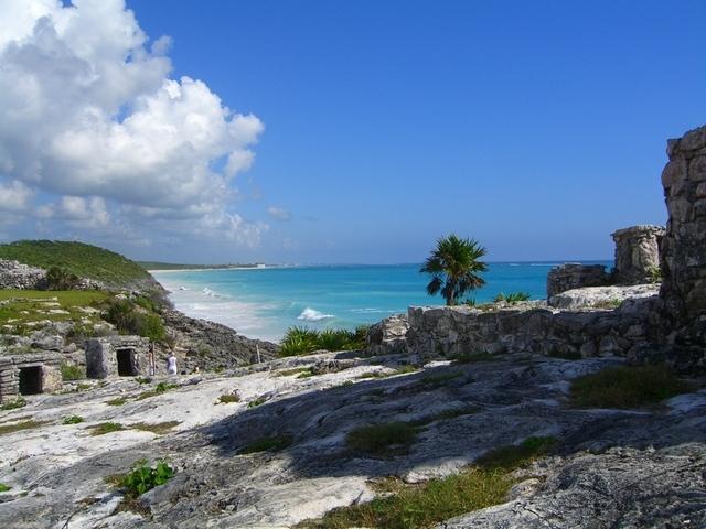 Playas cercanas a las ruinas