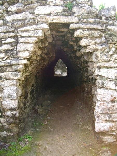 Bóveda Maya