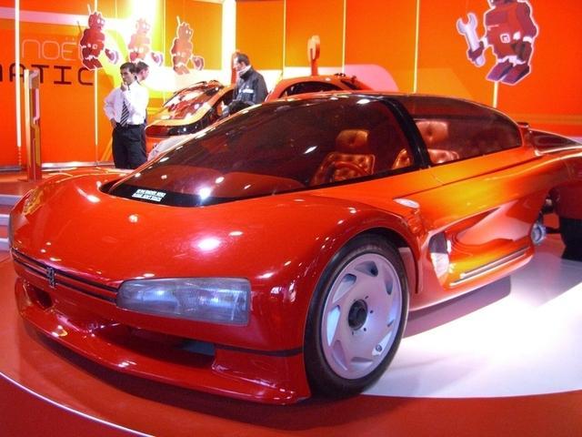 Peugeot 909