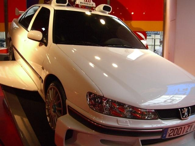 Taxi de Luc Besson