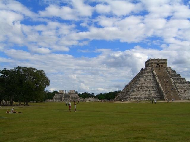 Postal de Chichén Itzá