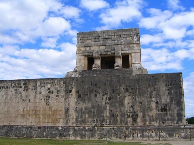 Templo de la cancha