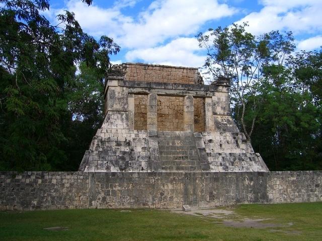 Templo del barbado