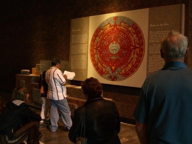 explicación calendario solar