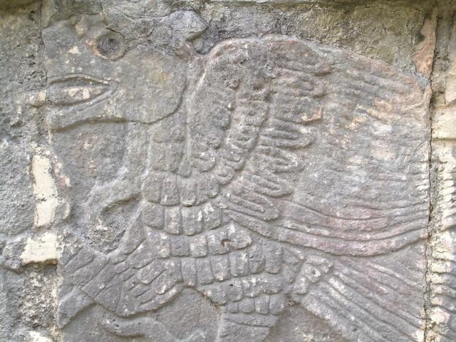 Plataforma de las águilas y los jaguares
