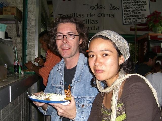 Flautas en Coyoacán