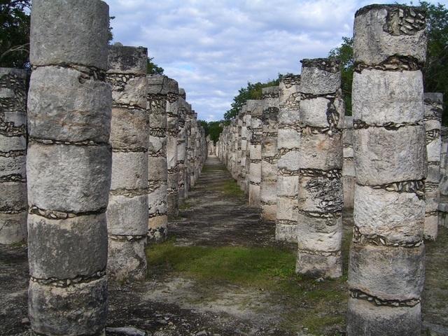 Mil columnas