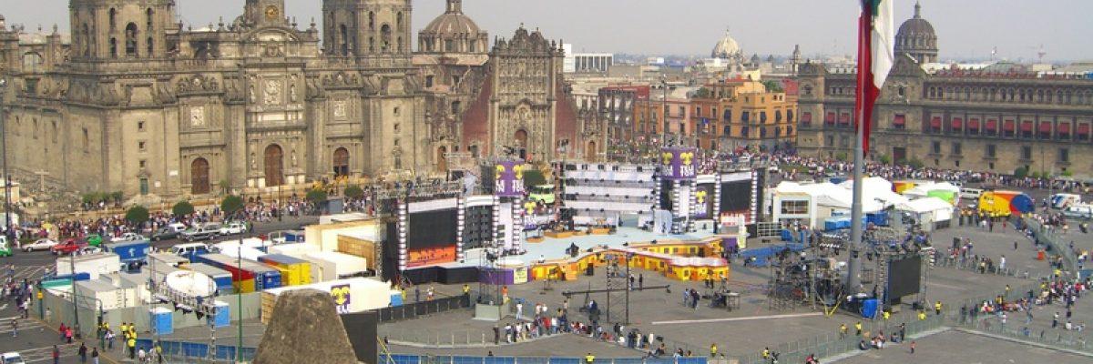 México D.F.: bulliciosa, pero con encanto