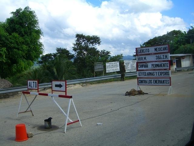 Carretera Fronteriza