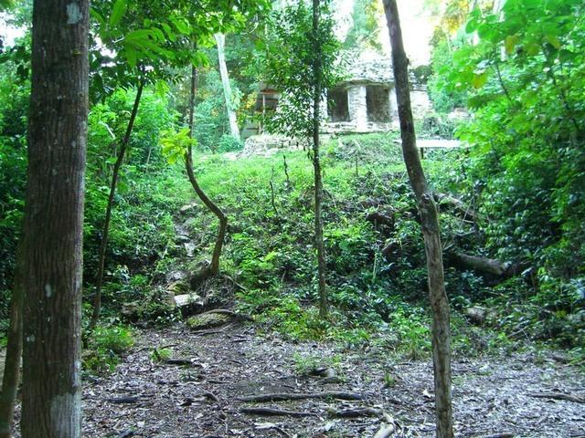 Ruinas de Lacanjá