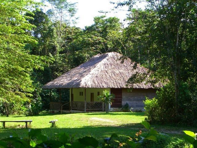 Campamento Lacanjá