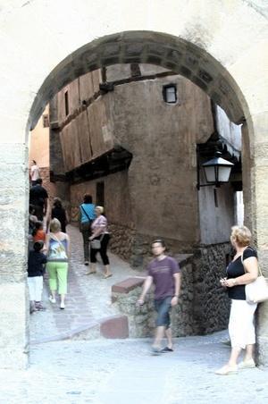 Portal de Molina y Casa Julianeta