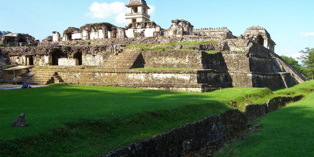 Palenque: Impresionante zona arqueológica maya en mitad de la selva chiapaneca