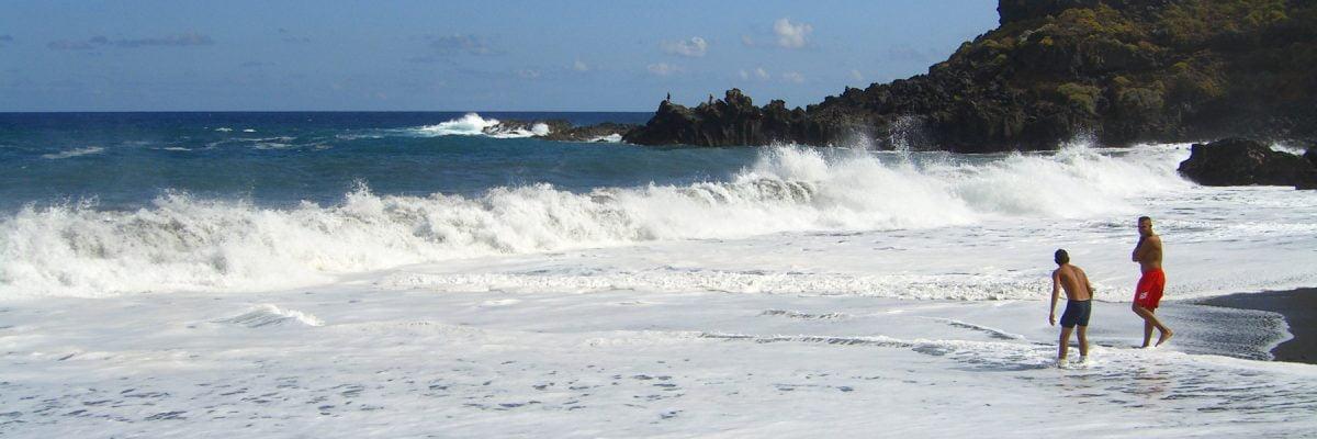 El Bollullo: posiblemente la playa más bonita de Tenerife