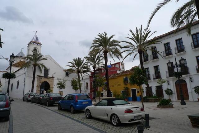 Plaza del Santo Cristo
