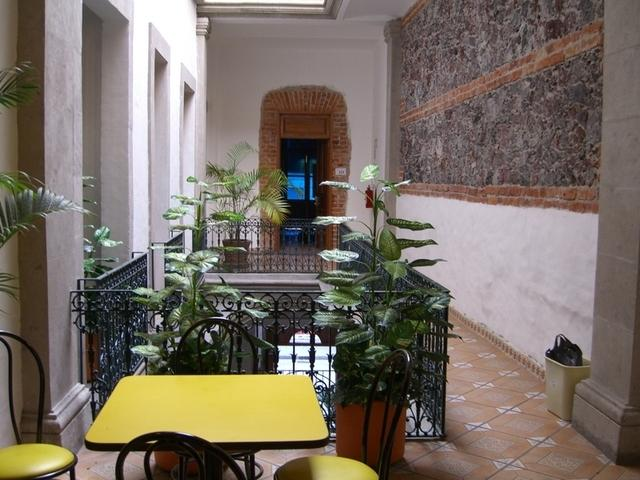 México city hostel